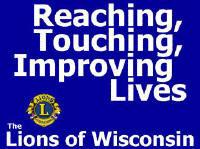 Link To Wisconsin Lions Website